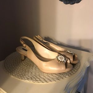 "Leather Alex Marie pumps.  2"" heel.   EUC. Worn 1x"
